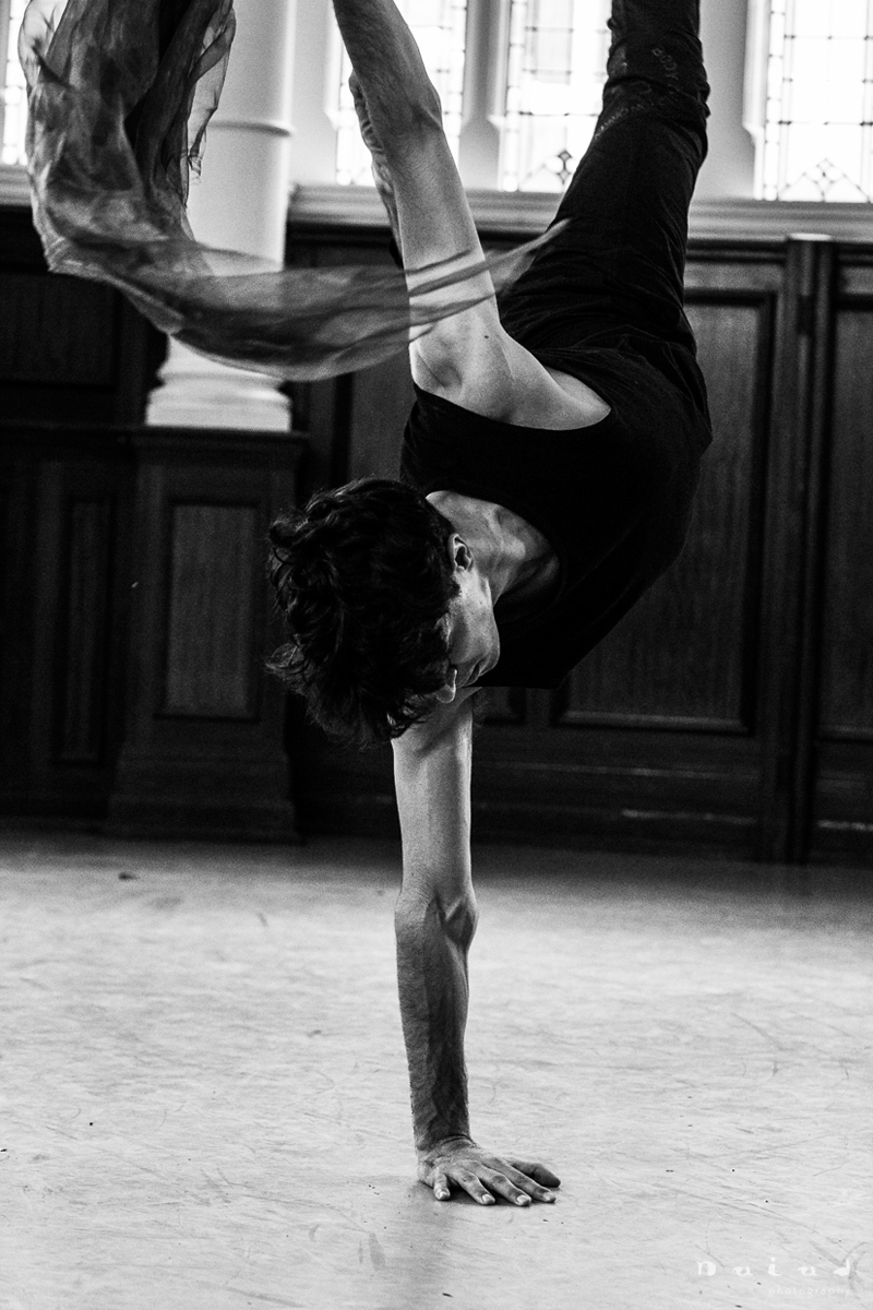 Dance Shoot