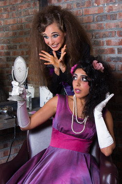 Crazy Hairdresser- DAZ