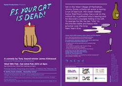 P.S Your Cat is Dead!