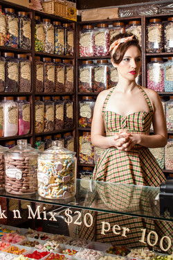Old Sweet Shoppe- Mr Simms