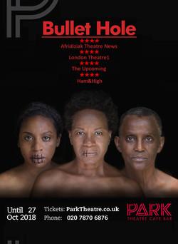 Bullet Hole-Park theatre 2018
