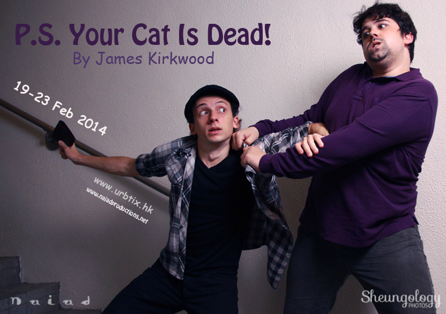 P.S Your Cat is Dead!