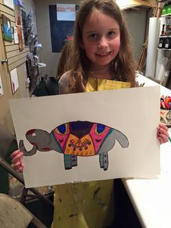Anna - Age 7