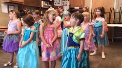 Disney Princess Camp