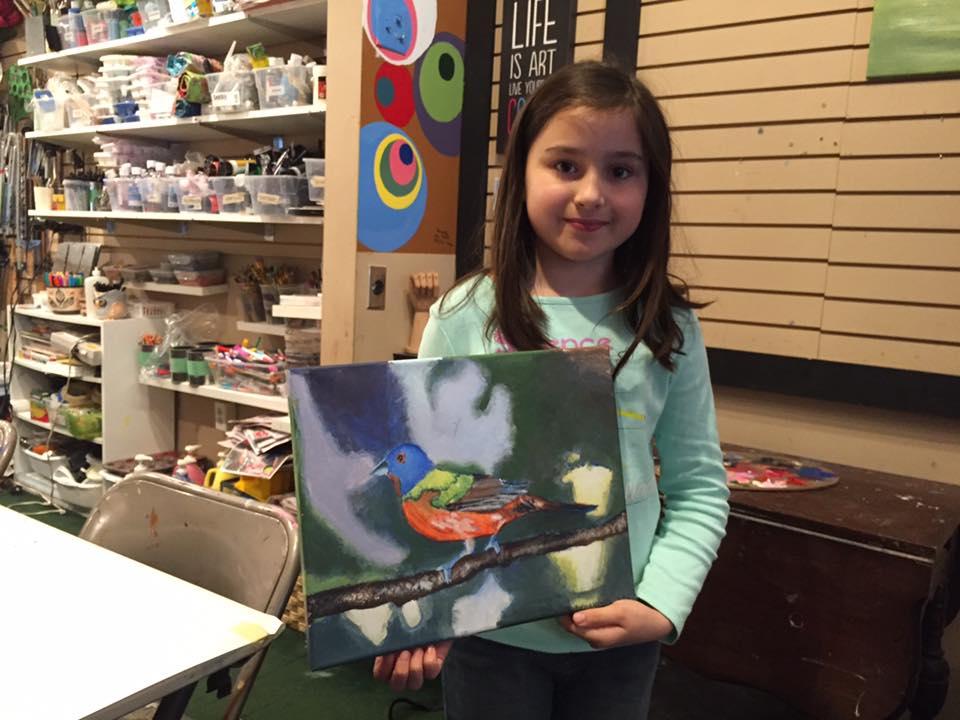 Melissa - Age 10