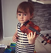 cours d'initation à la musique et au violon pour bébé et enfant