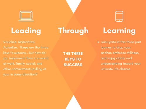 The Three Keys To Success