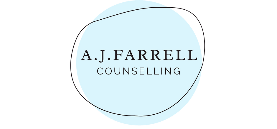 A. J. Farrell Counselling Logo