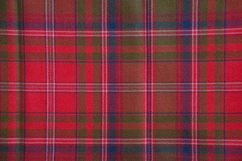 13 oz Heritage MacDougall Medium Weight Tartan Fabric
