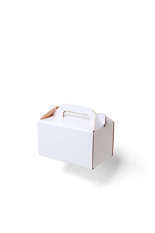 Leather Cake Box