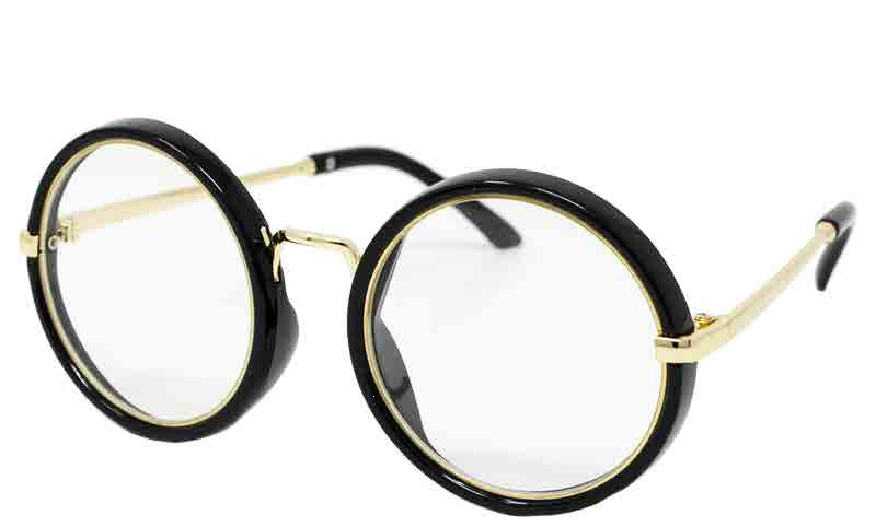 """Bossy Rue"" Fashion Glasses"