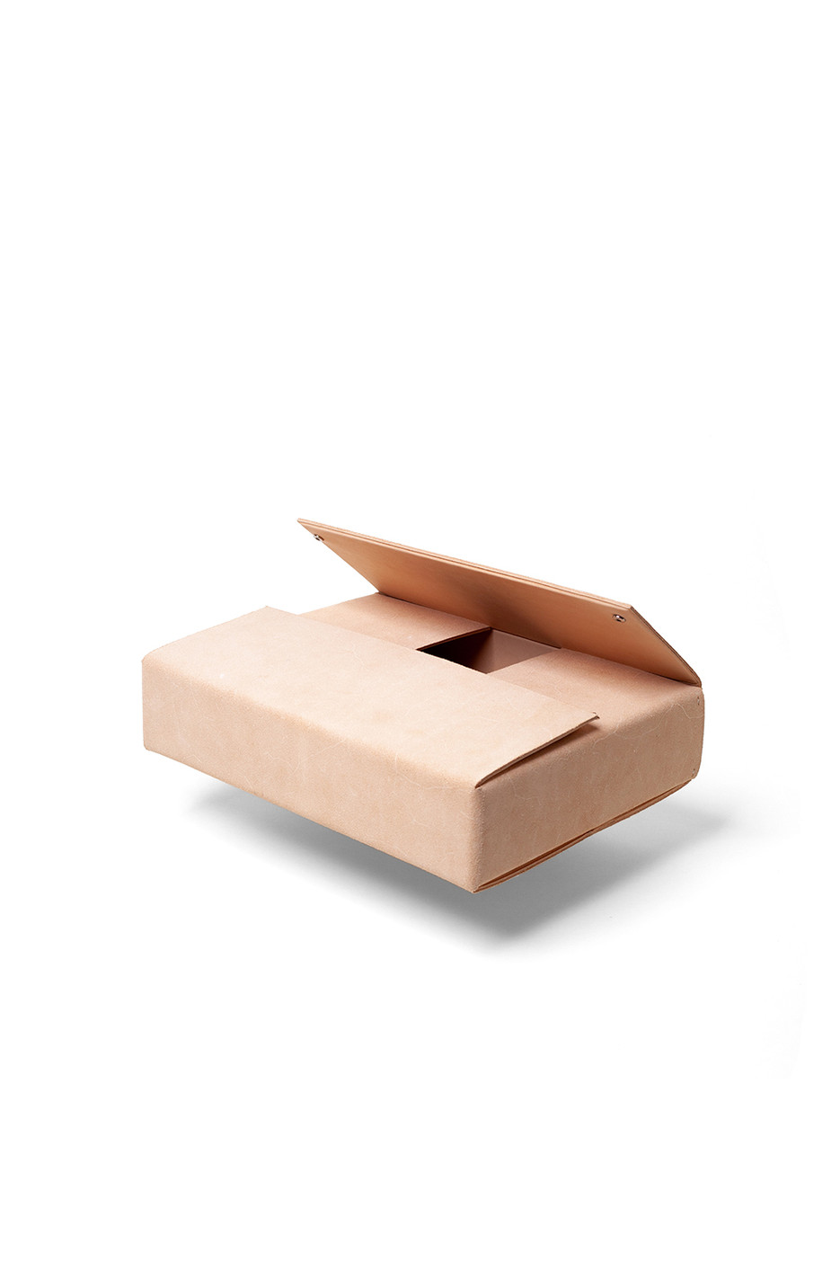Leather Delivery Box