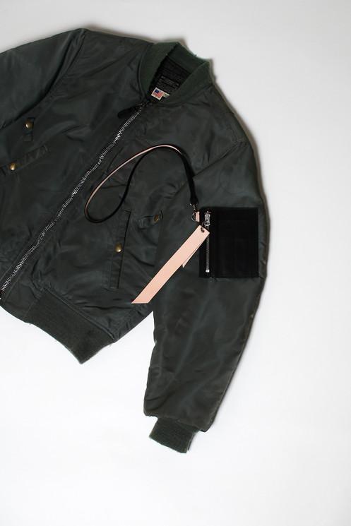 The Purse of MA-1 cigar pocket