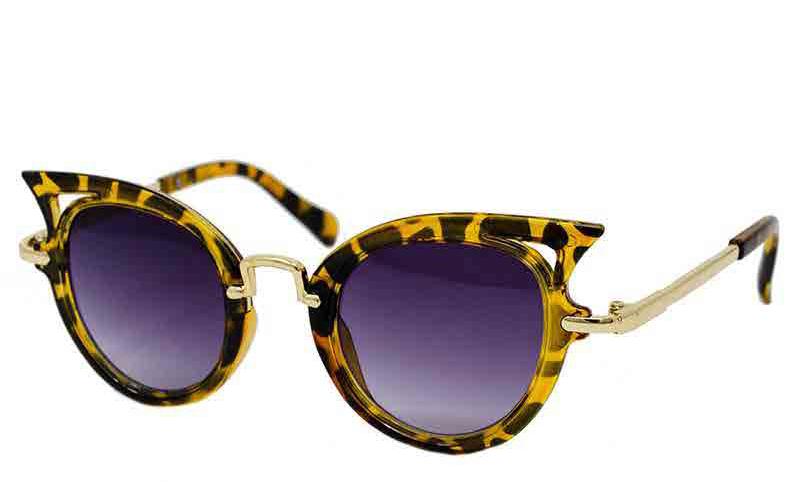 """""""Razzle Dazzle"""" Cateye Fashion Glasses"""