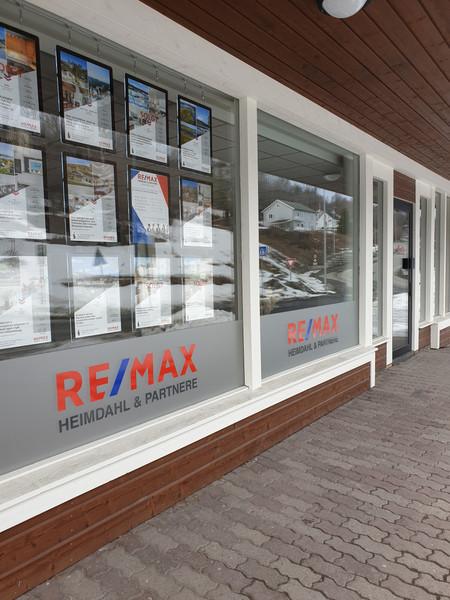 RE/MAX åpnet 1. februar 2021 i City Hov
