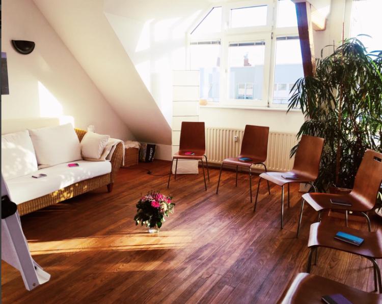 Raum in der Muthesiusstraße 28