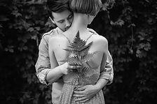 Câlin de l'amour