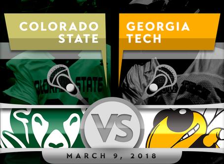 CSU vs GT March 9th, 2018 Live Feed Via YouTube