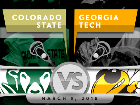 CSU vs GT March 9th, 2018 Live Feed Via YouTube