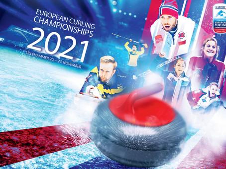 Velkommen til EM i curling på Lillehammer