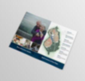 lennar, Ellie Platt, Tree Tops, brochure design