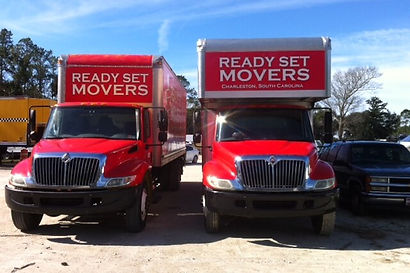 Charleson Movers - Ready Set Movers