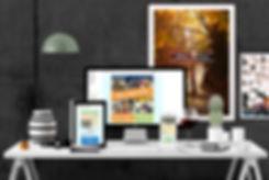 lennar, Ellie Platt, email design, fall festivall, email