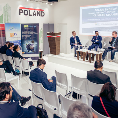 Pavilion of Poland at COP24_side event.j