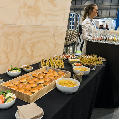 orientations event catering in german pa