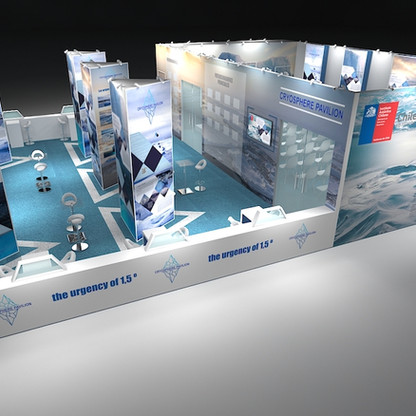 orientations events COP25 Pavilion with