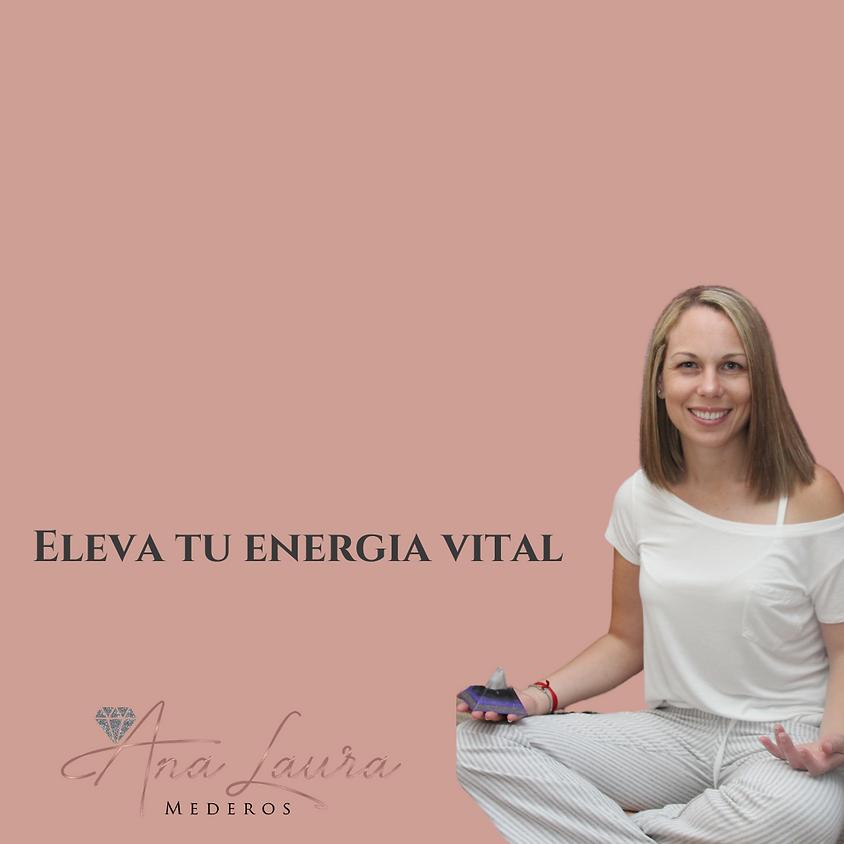 Eleva tu energia vital