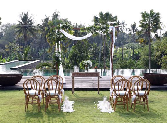Ceremony Setup 1