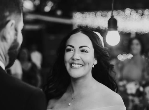 Britt & Jono Beach Wedding