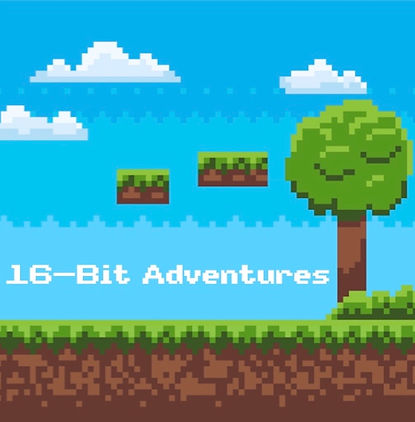 16-Bit Adventures Artwork.JPG