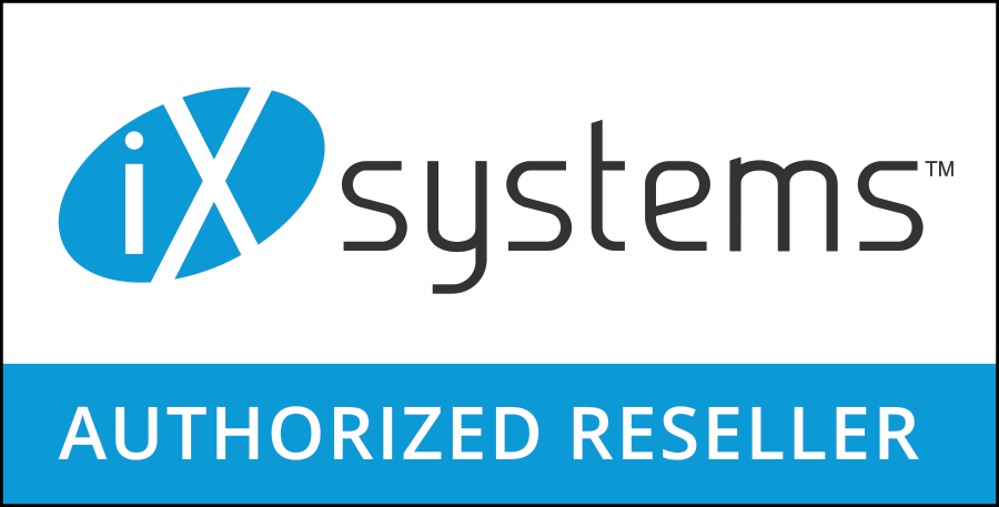 CBS-G: iXsystems Authorized Reseller