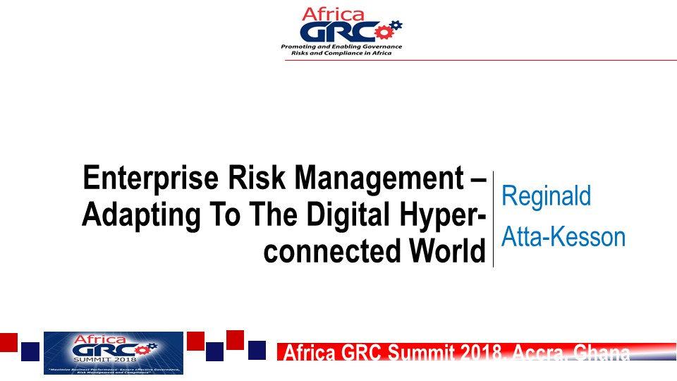 09. Expert Talk -  Mr. Reginald Atta-Kesson, Associate Director, PWC.jpg