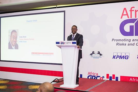 Andy Akoto, KPMG