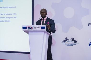 Kofi Abotsi, GIMPA