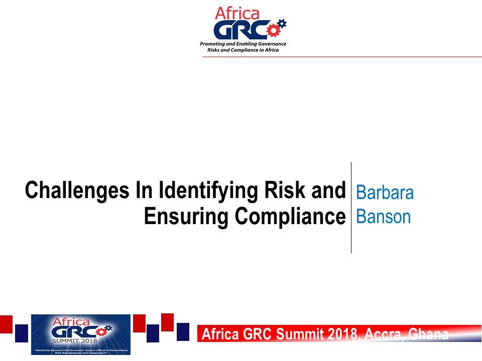 06. Expert Talk Mrs Barbara Banson,  Chief Risk Officer, CalBank.jpg