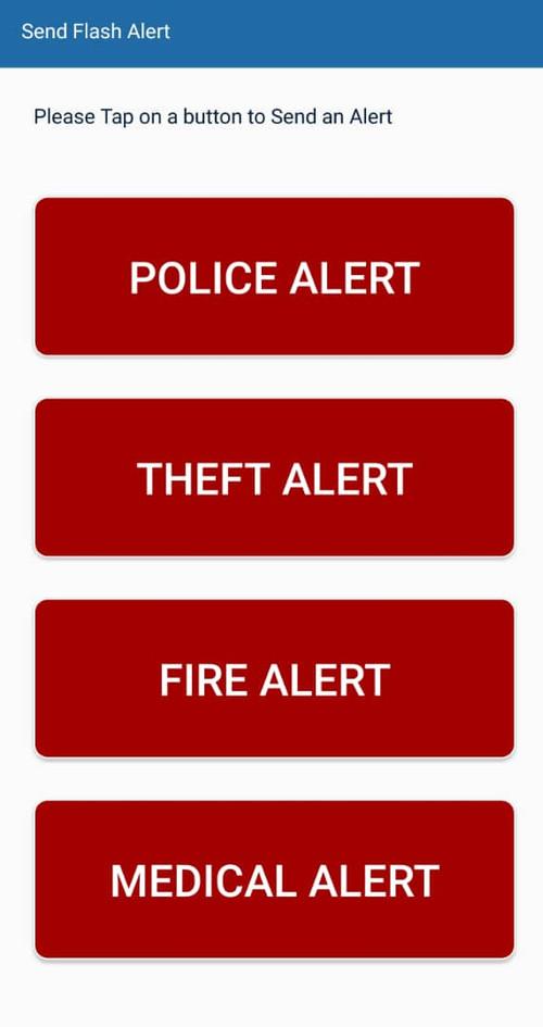 BODA Secure Alert