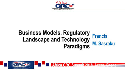 03. Expert Talk Dr. Francis Sasraku, Head, Risk and Regulation Faculty, National Banking College.jpg