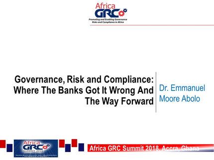 03. Expert Talk  Dr. Emmanuel Moore Abolo, President, The Institute for Governance, Risk Management & Compliance Professionals.jpg