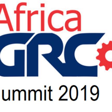 AFRICA GRC SUMMIT 2019