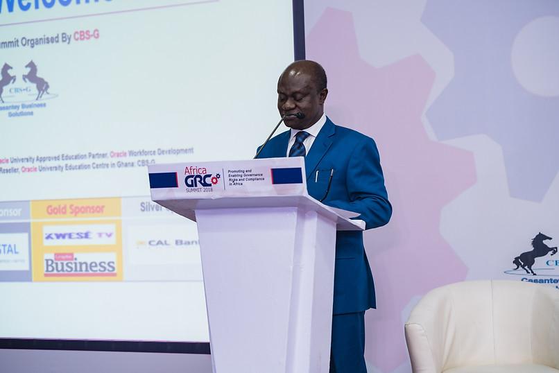 Hon. Prof. George Gyan-Baffour