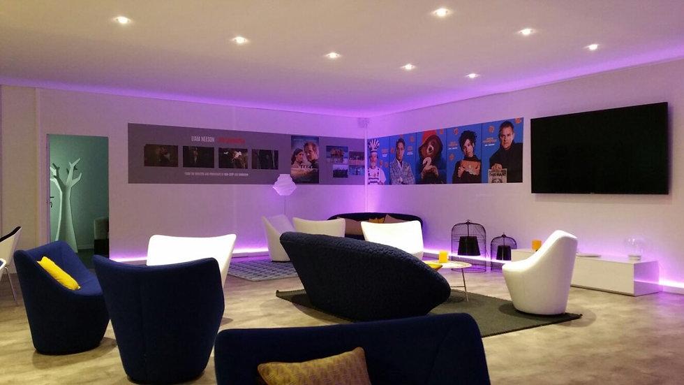 Phileog design-Canal+-Festival de Cannes