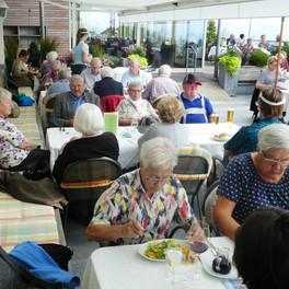 Mittagessen in Sulzberg