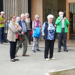 Besuch der Käserei in Hittisau