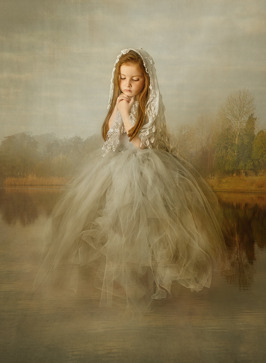 Portrait of a Forlorn Princess