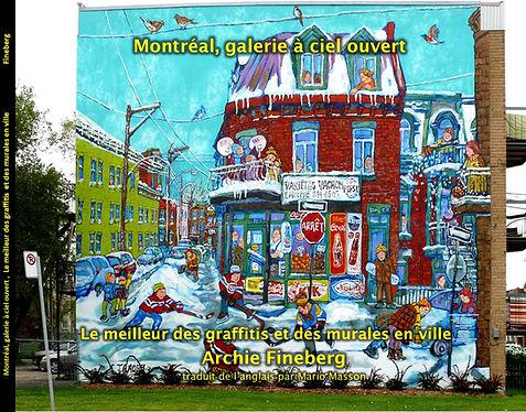 Montréal, galerie à ciel ouvert pour l'a