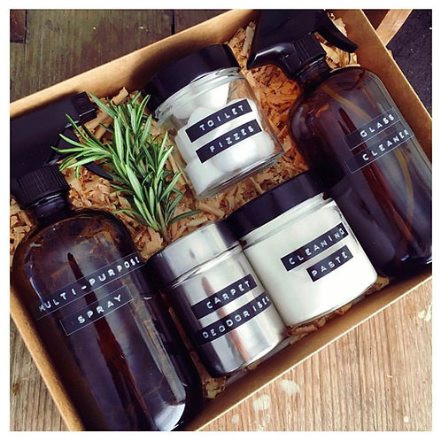 Green Clean Curated Box